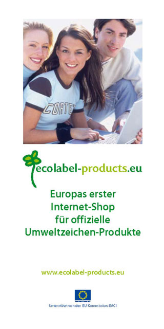 Folder www.ecolabel-products.eu